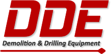 DDE | Demolition and Drilling Equipment