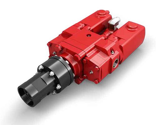 TEI RDS350 rotary head