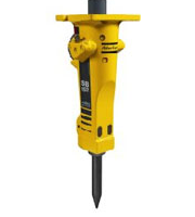 brokk rock breaker SB-152 / SB 522