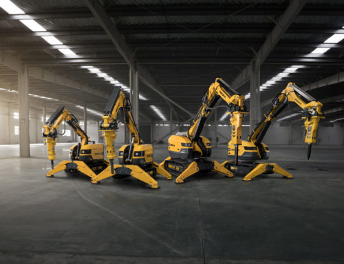 Brokk Launches 4 NEW Machines!